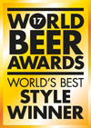 Hirsch Hefe Weisse, WORLD BEST STYLE WINNER dans la catégorie Wheat Beer